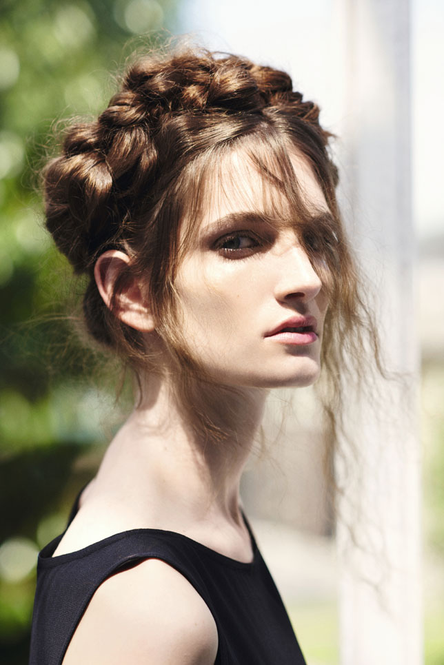 LA BIOSTHETIQUE Hair Collection Herbst/Winter 2015/2016_Carly